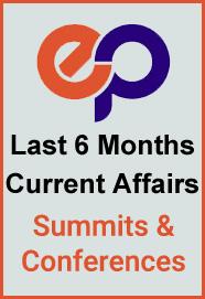important-summits--conferences-last-six-months-current-affairs-pdf