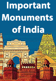 important-monuments-and-places-of-india-ssc-railway-upsc-exam
