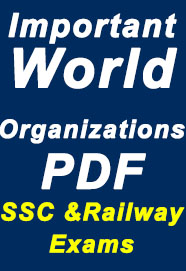 important-world-organizations-pdf-for-ssc--railway-exams