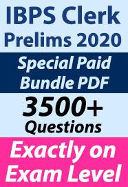 ibps-clerk-prelims-special-paid-pdf